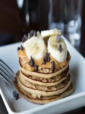 Greek Yogurt Protein Pancakes Healthy Recipe