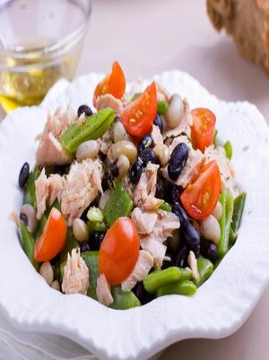 Green Bean Healthy Tuna Salad Healthy Recipe
