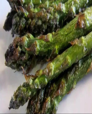 Grilled Asparagus Healthy Recipe