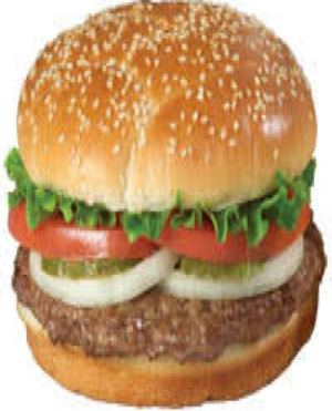 Hamburgers Healthy Recipe