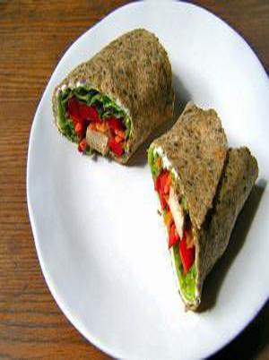 Healthier Gluten-Free Wraps/Tortillas Healthy Recipe