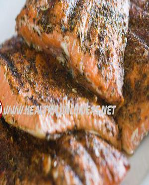 Healthy Grilled Salmon Healthy Recipe