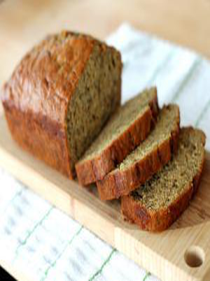 High Protein Banana Bread Healthy Recipe