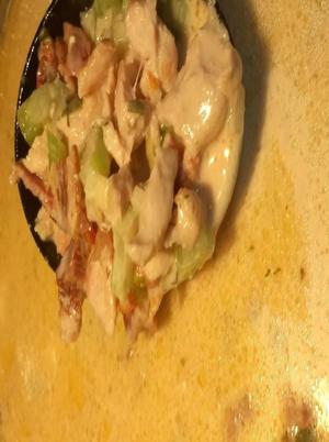 Keto Buffalo Ranch Chicken Soup Healthy Recipe