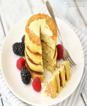 Keto Pancakes Healthy Recipe
