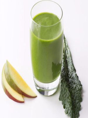 Lean Green Ninja Smoothie Healthy Recipe