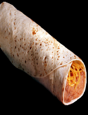 Low Fat Bean and Cheese Burrito Healthy Recipe