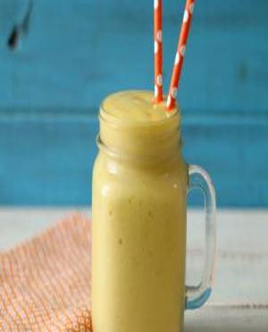 Mango Protein Shake Healthy Recipe