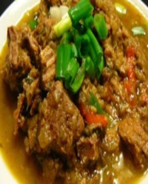 Mexican Beef Supreme Healthy Recipe