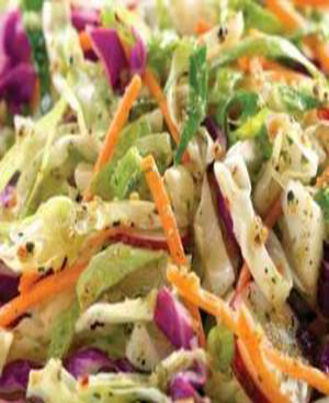 Nutribullet Raw Slaw Healthy Recipe