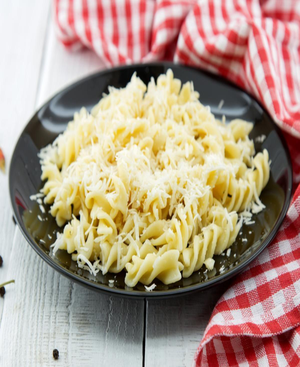 Parmesan Pasta Healthy Recipe