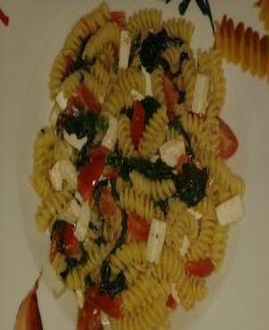 Pasta Carcione Healthy Recipe