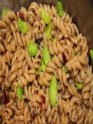 Pasta with Baby Broccoli and Beans Healthy Recipe