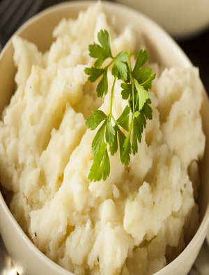Perfect Mashed Potatoes Healthy Recipe