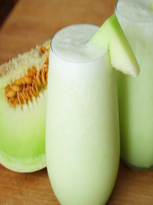 Pineapple Melon Smoothie Healthy Recipe