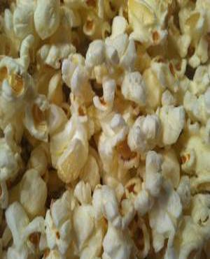 Plain Popcorn Healthy Recipe