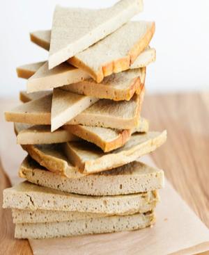 """Plantain """"Bread""""  Healthy Recipe"""