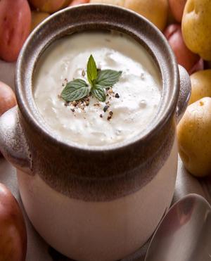 Potato Soup Healthy Recipe