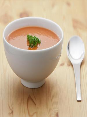 Rainy Day Vegan Tomato Soup Healthy Recipe
