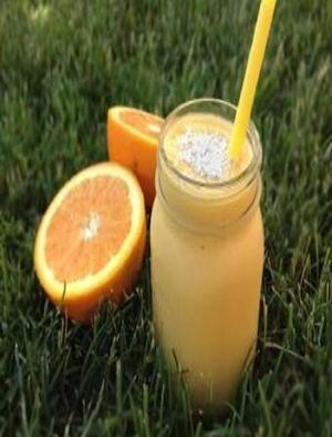 Rise and Shine Smoothie Healthy Recipe