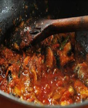 Sardine Curry Healthy Recipe