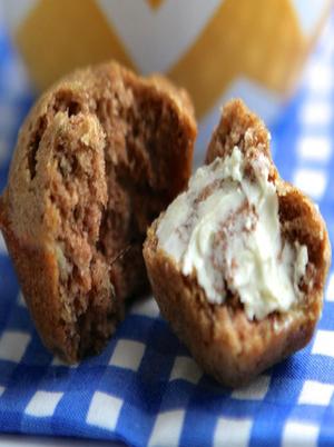 Skinny Mini Banana Muffins Healthy Recipe