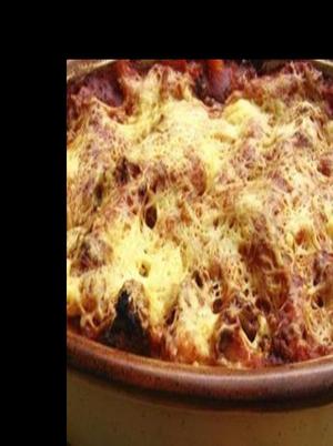 Spaghetti Squash Lasagna Healthy Recipe