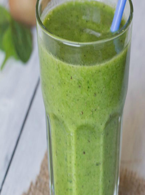 Spinach and Orange Smoothie Healthy Recipe
