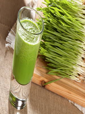Spinach and Seaweed Smoothie Shots Healthy Recipe