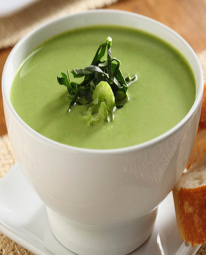 Spinach Soup Healthy Recipe