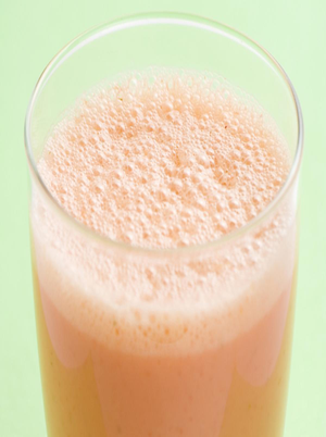 Tropical protein smoothie Healthy Recipe