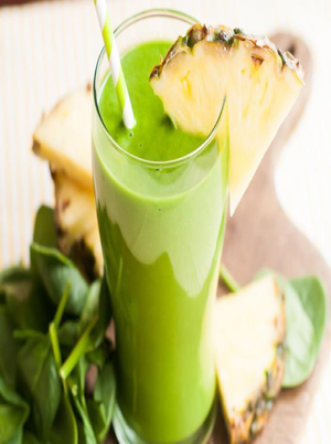 Tropical Skin Cleansing Smoothie Healthy Recipe
