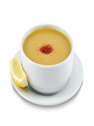 "Vegan 7-Veggie & ""Cheeze"" Soup Healthy Recipe"