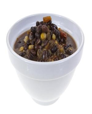 Vegan Black Bean Soup Healthy Recipe