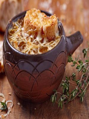 Vegan French Onion Soup Healthy Recipe