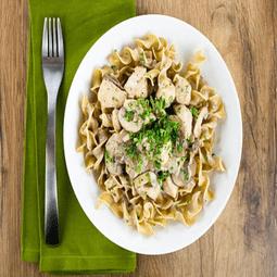 30-Minute Chicken Stroganoff
