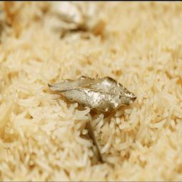 Bay Leaf Rice Pilaf