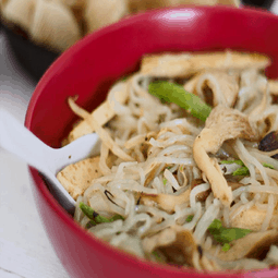 Emperor's Mixed Mushroom Vermicelli